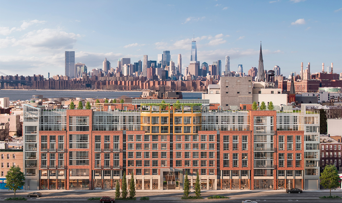 OTTO Greenpoint Luxury Rental Apartments Brooklyn, NY