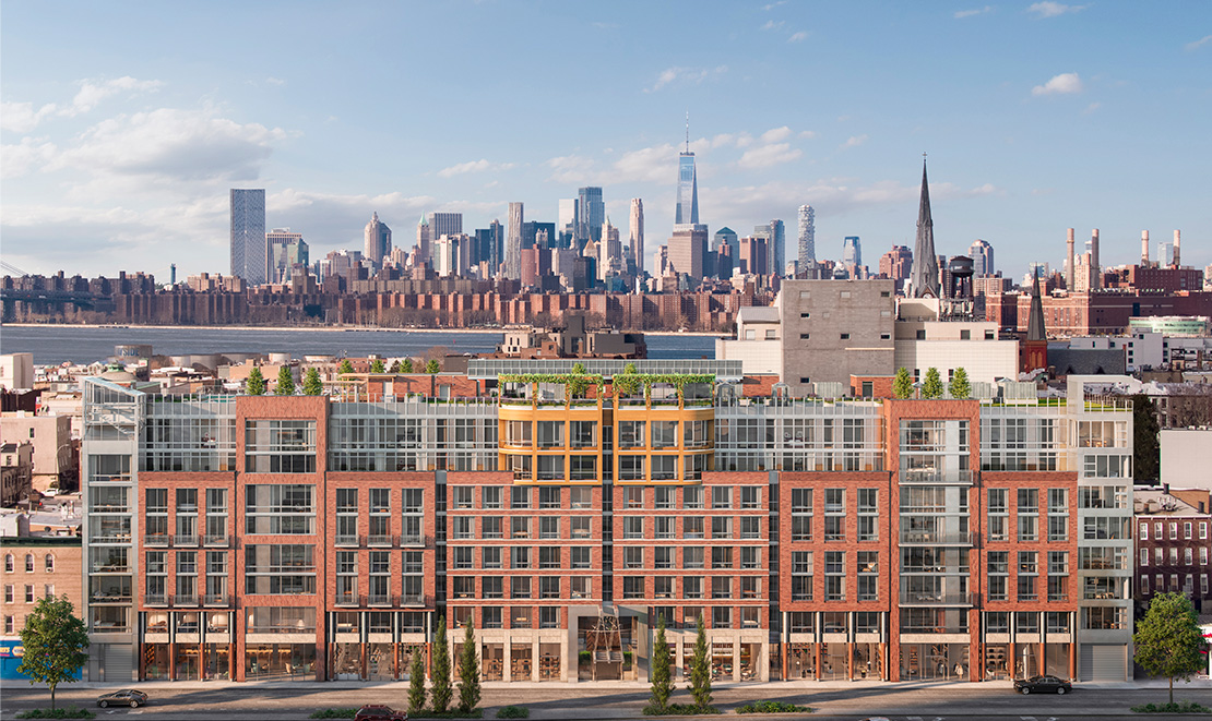 Greenpoint Luxury Apartments