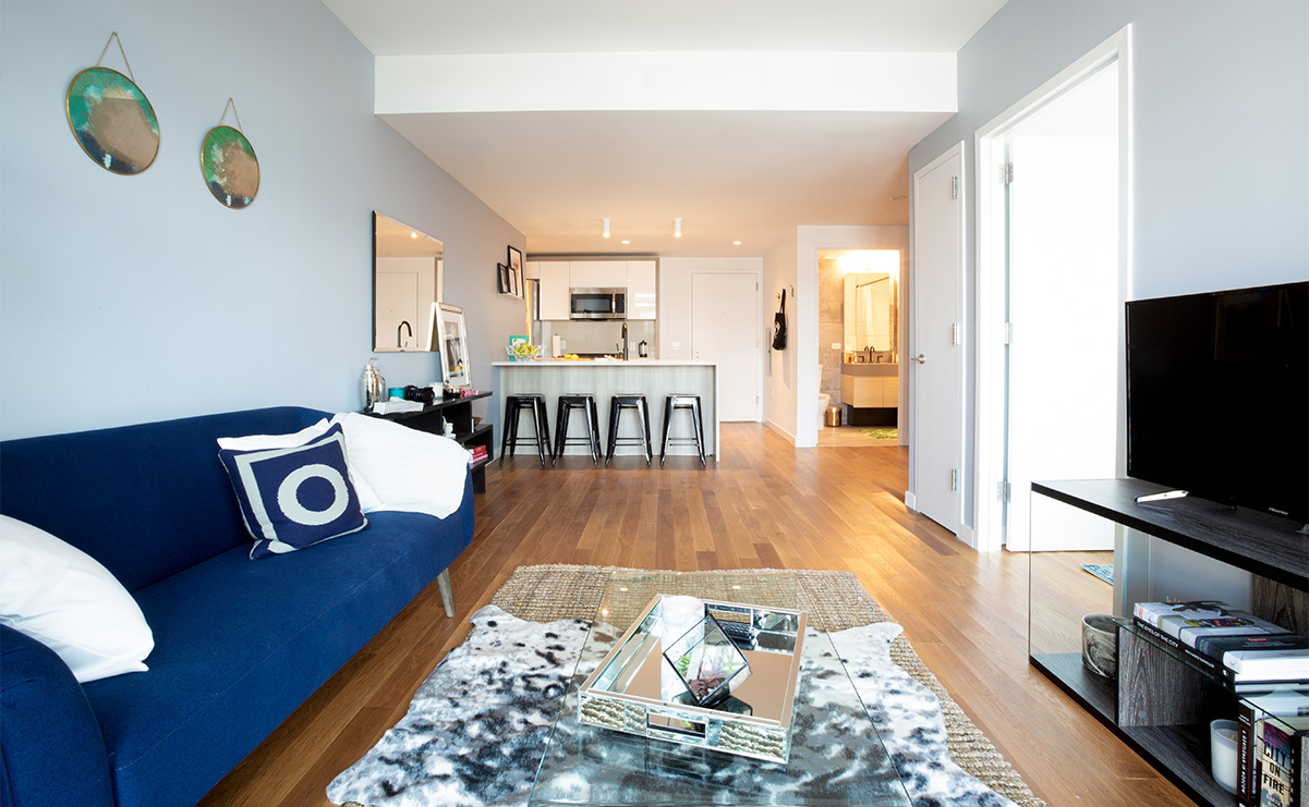 OTTO Greenpoint Luxury Apartments Amenities