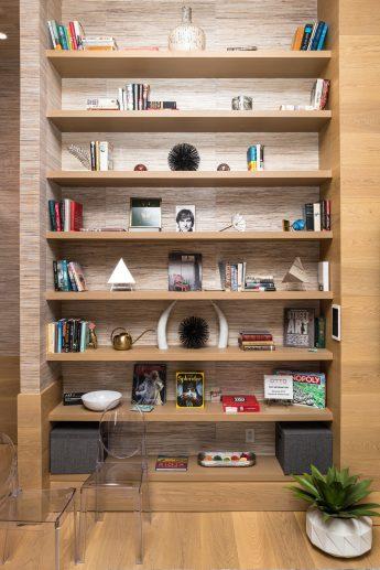 Lounge Bookshelf
